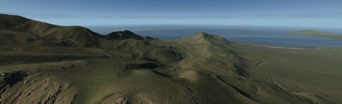 texture virtualization for terrain rendering